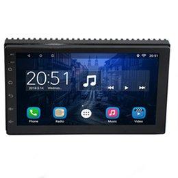 7011 новый HD 7 дюймов автомобиля MP5-плеер MP43 Bluetooth громкой обращая радио HD сенсорный экран Bluetooth руки-freeBluetooth громкой МР5 вид