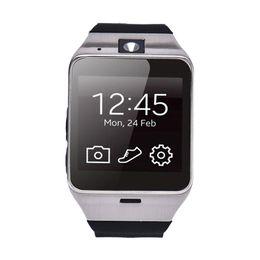 $enCountryForm.capitalKeyWord Australia - CARPRIE Futural Digital Aplus GV18 Bluetooth Smart Watch phone GSM NFC Camera Waterproof wristwatch for Samsung  F20