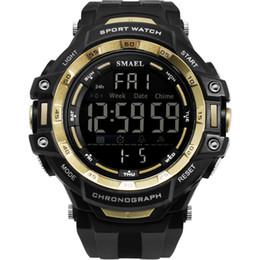 $enCountryForm.capitalKeyWord UK - SMAEL Top Brand Men Sport Watches LED Digital Chronograph Wrist Watch Swim Waterproof Man Clock relogio masculino esportivo