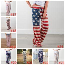 $enCountryForm.capitalKeyWord Canada - Yoga Fitness Wide Leg Pant Women Casual sports Pants Floral Print Harem Pants Palazzo Lady Trousers Loose pants home clothing GGA1020