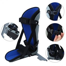 Ankle Supports Canada - Medical Foot Drop Splint Ankle Support Guard Sprains Injury Orthosis Brace Ankle Splint First Aid Plantar Fasciitis Heel Pain