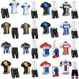 2018 GIANT Team Short Sleeve pro Cycling Jersey Bicycle shirt Bike Bib  Shorts men cycling clothing E1702 7db4bc68e