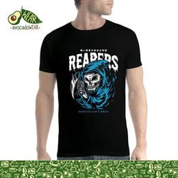 e1376e6d2 Details zu Grim Reaper Death Scythe Mens T-shirt Funny free shipping Unisex  Casual gift