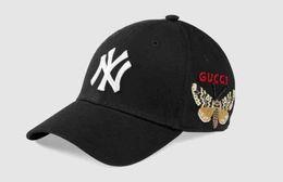 2018 Designer Casquette De Baseball NY Broderie Lettre Soleil Chapeaux Réglable Snapback Hip Hop Danse Chapeau D'été de Luxe Hommes Femmes Caps