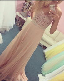 Sweetheart Beaded Evening Tulle Champagne Australia - Champagne Lace Beaded 2018 Evening Dresses Sweetheart A-line Tulle Prom Dresses Vintage Cheap Pageant Bridesmaid Formal Party Gowns