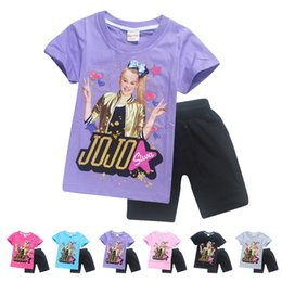 Cute gifts ideas online shopping - Jojo Siwa Shorts Outfits Short Sleeves Jojo Inspired Quality Clothing Sets for Toddler Fashion Gift Ideas Sources