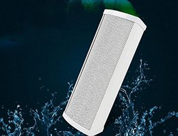 $enCountryForm.capitalKeyWord NZ - Portable 40W Outdoor Waterproof Rwall-mounted Speaker with Loud Stereo Sound Support AUX Radio Playing Suppport Smartphone PC Tablet