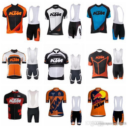 be9e61a816d 2018 Summer New KTM Men team Cycling Clothing Quick-Dry Short Sleeves  Mountain Bicycle Wear Breathable jersey bib shorts sets F1205 cycling  jerseys ktm ...