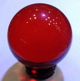 $enCountryForm.capitalKeyWord Canada - Red wine glass ball, artificial red crystal ball, red glass ball, diameter 8cm decorations
