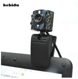$enCountryForm.capitalKeyWord NZ - kebidu 30.0 Mega Pixel USB 2.0 Camera Webcam 6 Led Light Dimmer 30M HD Web cam With Mic Microphone for PC Computer Laptop