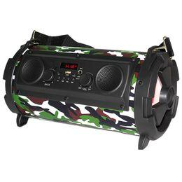 $enCountryForm.capitalKeyWord NZ - 15W Big HiFi Wireless Bluetooth Speaker Outdoor Multifunction Subwoofer Cool LED Light Stereo Bass Music Player DJ Large Sound Party Speaker