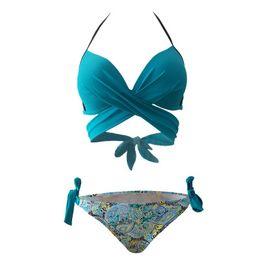 69ebfc2b41d82 2018 New Sexy Crochet Bikini Swimwear Women Swimsuit Halter Retro Brazilian Bikini  Set Bathing Suits Swim Wear Black