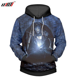 dd76816a2f6cb UJWI 3D Printed Sword Knight Hoodies Sweatshirts Fashion Pullover Winter  Spring Long Sleeve Tracksuit Harajuku Men Hooded Casual