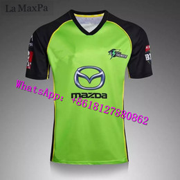 efd7f0f0437 CriCket shirts online shopping - La MaxPa Rugby Knights Jerseys for Sydney  Rangers Cricket Wear Rugby