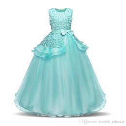 Wedding Dresses For 14 Years Girl UK