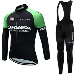 Hot Sale 2017 New winter Orbea cycling jersey pants set Ropa Ciclismo MTB thermal  fleece windproof pro cycling wear bike clothing suit 69ad67c42