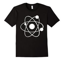 $enCountryForm.capitalKeyWord UK - Cool Graphic T Shirts Bulk T Shirts Men'S Short Comfort Soft Crew Neck Atom Symbol Shirt