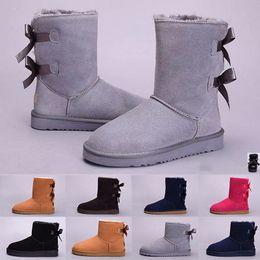 f9a4dfd20 UGG boots Venta caliente nueva WGG mujeres Australia Classic alto botas  mujer niña botas arranque botas