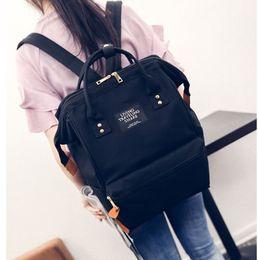 $enCountryForm.capitalKeyWord Australia - Promotion Mochila Escolar Infantil Backpack Rucksack Unisex Canvas Backpacks Japan Quality School Bag Campus Women Sports Bags Japanese