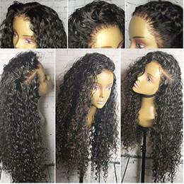 Vente De Perruque De Cheveux Longs Noirs