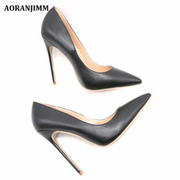 sexy grey wedding dress UK - Free Shipping women lady 2019 woman sexy black leather fashion Poined Toes Wedding heels Stiletto High Heels shoes pumps 12cm 10cm 8c m
