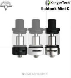 subtank mini top fill tank Australia - Original Kanger Subtank Mini-C 3ml Top-filling Tank Kangertech Subtank Mini C Atomizer Fit E Cigarettes Box MOD Vape