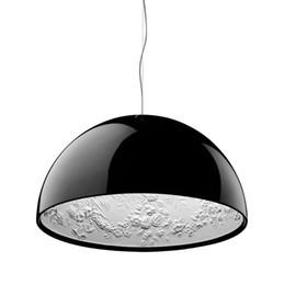 $enCountryForm.capitalKeyWord Australia - New Modern Pendant light Black White Gold Brown Sky Garden Pendant Lamp for dinning room E27 Dia 40cm 60cm 90cm