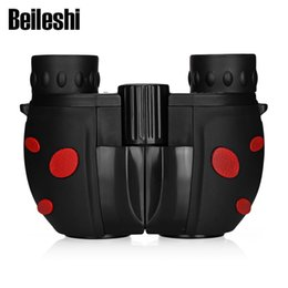 Binoculars Bak4 online shopping - Beileshi TD2202 X22 M M Folding Binocular Outdoor Fully coated BAK4 Prism Hunting Telescope suitable for both adults and kids