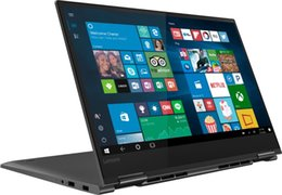 "Drive Intel Australia - Lenovo - Yoga 730 2-in-1 15.6"" Touch-Screen Laptop - Intel Core i5 8GB Memory 256GB Solid State Drive 360 flip-and-fold laptop"