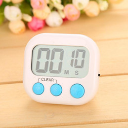$enCountryForm.capitalKeyWord Canada - LCD Screen Digital Kitchen Timer Cooking Reminder with Stand Hanging Hook Alarm for Sticking to Refrigerator LX3604