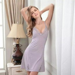 Sleeping Shirt Sexy For Women NZ - Nightshirts Sleeping Women s Camison  Seda Para Mujer Homewear Gowns 15e7ff6f3
