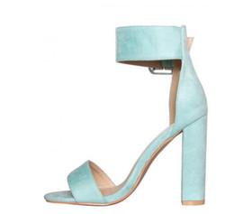 $enCountryForm.capitalKeyWord UK - women summer dress sandals big buckles strap block high heels open toe stilettos d'orsay talons red beige more colors