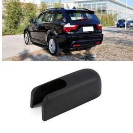 Acessórios de estilo de carro auto peça de reparo para bmw x3 e83 2004-2010 traseiro windshield bra limpador de porca tampa de plástico em Promoção