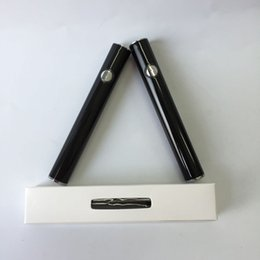 Discount hash oil vaporizer - Amigo Esmart preheat vape battery 380mAh 510 VV battery hash oil pen for vaporizer pen cartridges bho pen 510 thread