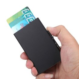 7043ee10a268a Professional men Business credit card holder for your husband your father  Your Boyfriend Christmas gift Birthday gift