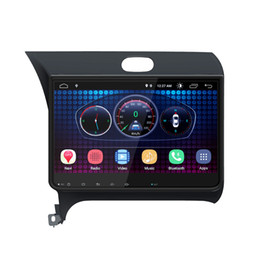 Chinese  10.2 inch Android 6.0 KIA K3 Cerato Forte 2013-16 Quad Core 1024*600 Car GPS Navigation Multimedia Player Radio Wifi manufacturers