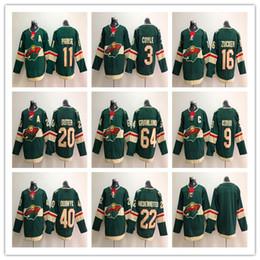 Hockey jersey suter online shopping - Minnesota Wild Hockey Jerseys Zach Parise Ryan Suter Charlie Coyle Mikko Koivu Jason Zucker Mikael Granlund