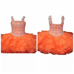 $enCountryForm.capitalKeyWord NZ - 2019 Custom Made Kids Girls Pageant Cupcake Dresses Infant Special Occasion Skirts Toddler Tutu Birthday Pageant Party Short Birthday Gowns