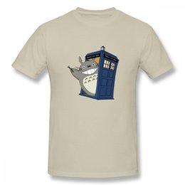 84a0fd11 For Men My Neighbor Totoro T Shirt O - Neck T Shirt Hayao Miyazaki T Shirt  Plus Size Casual New Arrival