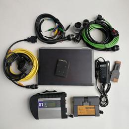 $enCountryForm.capitalKeyWord UK - Automotivo Repair diagnostic tool Scanner Used laptop computer E6420 I5 4G+MB Star C4 SD Connect C4+Icom A2 a+b+c for BMW+1tb SSD