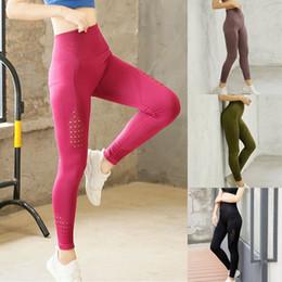 white girls yoga pants 2019 - Vertvie Women's Yoga Pants High Waist Hip Breathable Hollow Sports Leggings 2018 Woman Ladies Girls Yoga Fitness Ru