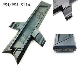 PS4 Tutucu için 4Ports USB Şarj Dock USB HUB HOST Baz Tutucu Şarj Dikey Standı Ana Motor Şarj Tabanı