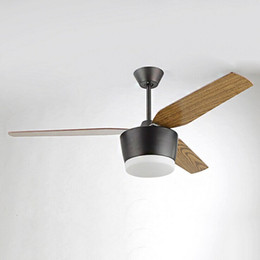 Kitchen Ceiling Fan With Light Discount kitchen ceiling fans lights 2018 kitchen ceiling fans modern nordic dining room ceiling fan lamp restaurant kitchen creative ceiling fan with lights home lighting fixtures lamp workwithnaturefo