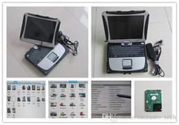 19 Touch Screen NZ - for mb star c3 c4 c5 hdd with laptop toughbook cf19 cf-19 touch screen diagnostic computer