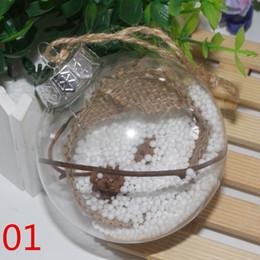 $enCountryForm.capitalKeyWord NZ - 6pcs  lot Christmas Tree Decor Ball Bauble Hanging Xmas Party Ornament decorations for Home Christmas decorations