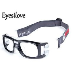 4715f4476f Eyesilove outdoor sports basketball football glasses volleyball tennis  eyewear glasses goggles myopic lens mirror frame