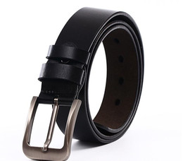 Apparel Accessories 2019 New Style Cody Steel High Quality Belts Leather Belt Men Cow Split Leather Retro Men Belts Pin Buckle All-match Business Belts For Male 100% Original