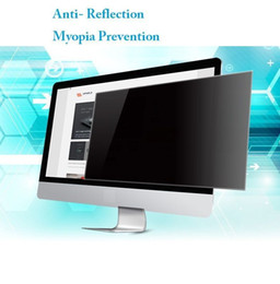 "Privacy Computer Filter Australia - Computer and Notebook Privacy Protective Screen Filter Film For 22"" PC Computer Monitor Laptop"