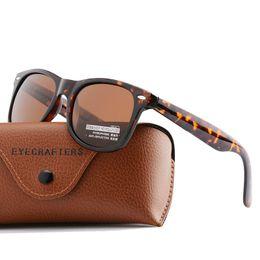 0f99e9da1e6 Mens Womens Fashion Sunglasses Driving Mirrored UV400 BROWN Retro  Sunglasses Eyewear Vintage Eyecrafters Polarized Q2140