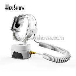 $enCountryForm.capitalKeyWord Australia - 10x Watch Security Stand Anti Theft For Iwatch Burglar Alarm Sony Watch Display Holder Apple Watch Alarm System Remote Control
